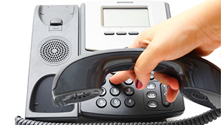 Business calling features